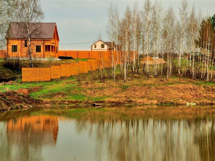 Фото дачных поселков